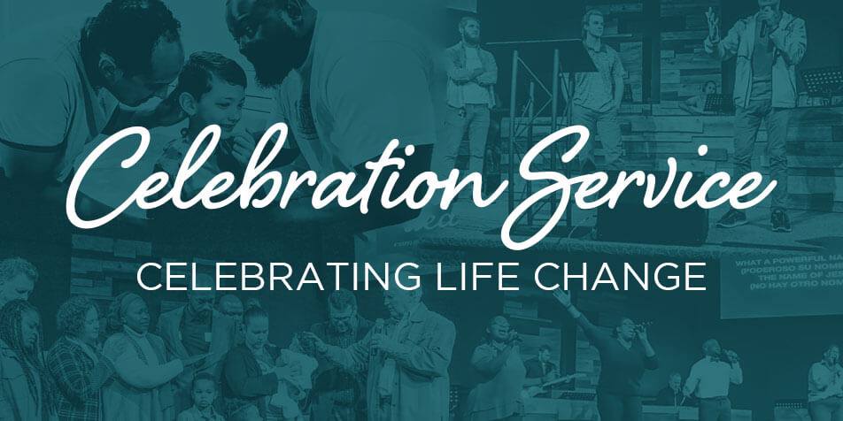 Celebration Services Every 5th Sunday